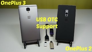 getlinkyoutube.com-OnePlus 3 & OnePlus 2 - USB OTG Support