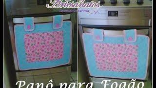 getlinkyoutube.com-PANÔ PARA FOGÃO - passo a passo(serie arrumando a cozinha)