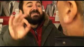 getlinkyoutube.com-Piero Ricca Contro il Berlusconiano Vespa