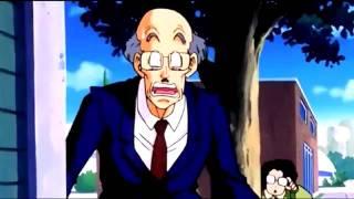 getlinkyoutube.com-『 Dragon Ball Z - Gohan Goes To High School 』