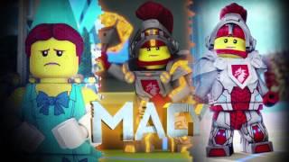 getlinkyoutube.com-Macy: Not your Typical Princess - LEGO NEXO KNIGHTS