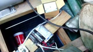 getlinkyoutube.com-ทำมอเตอร์ 3 เฟส 2 แรง ผลิตไฟฟ้า 220V ตอนที่1