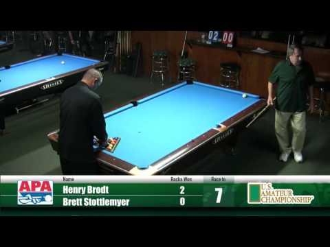 2016 US Amateur Championship - Henry Brodt VS Brett Stottlemyer - Round 17