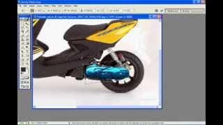 getlinkyoutube.com-Photoshop Tuning Yamaha Aerox