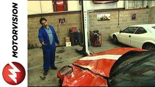 getlinkyoutube.com-Ferrari Scrapyard
