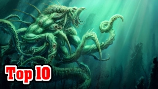 getlinkyoutube.com-Top 10 Mythological Creatures Yet To Be Proven