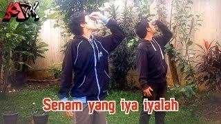 getlinkyoutube.com-Senam Yang Iya Iyalah (Parody / Our Version)