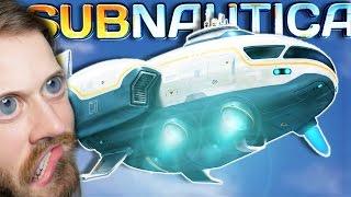 getlinkyoutube.com-THE SUNBEAM RESCUED US... NEVER MIND!! | Subnautica Gameplay (Sunbeam Update)