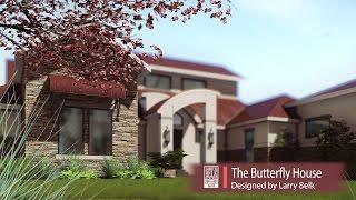 getlinkyoutube.com-Lumion 7 Dream Home Animation #2 - The Butterfly House