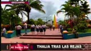 getlinkyoutube.com-Al Sexto Día: travesti Thalia tarapotina es encarcelada por presunto proxenetismo