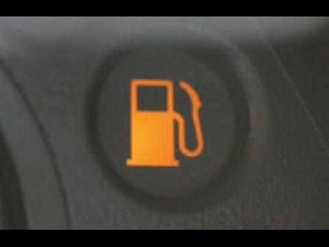 Ремонт датчика лампочки низкого уровня топлива Chevrolet Aveo.