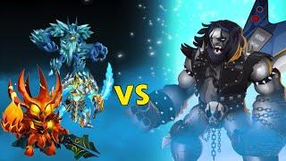 "Monster Legends - Mazmorra de Gemas ""Metalhead"" - Revancha"