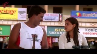 getlinkyoutube.com-Prabhas & Thrisha  Scene || Varsham Movie || Prabhas, Thrisha