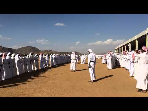 مقبال ال فلكه في رفدة الصقور يام