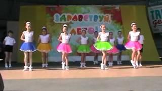 """getlinkyoutube.com-Танец """"хорошее настроение"""""""