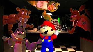 getlinkyoutube.com-Retarded64: Freddy's spaghettiria