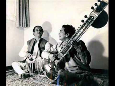 Pandit Ravi Shankar and Ustad Allah Rakha-Raag Samant Sarang Part 1