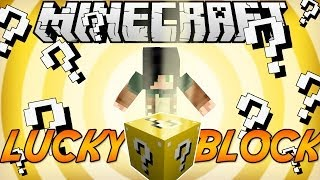 getlinkyoutube.com-Minecraft ITA - Mod: Lucky Block // Blocco Fortunato, Gioco d'Azzardo