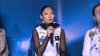 Apr 2011 Miki Ando 安藤美姫 interview