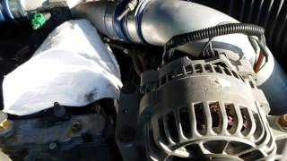 getlinkyoutube.com-Ford 7.3 powerstroke no start/died suddenly