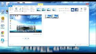 getlinkyoutube.com-How to combine two videos with windows movie maker