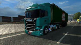 getlinkyoutube.com-Scania Streanline + Bau Guarana + Mapa RBR + Euro truck simulator 2