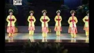 getlinkyoutube.com-Rentak Besapih Dance - Jambi, Sumatra, Indonesia