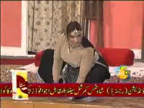 Anjuman Shazadi Full Body Show - We Gujra We
