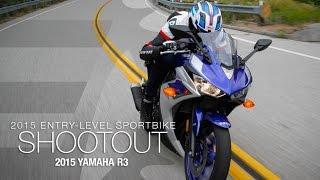 getlinkyoutube.com-2015 Yamaha R3 - Entry Sport Shootout Pt 5 - MotoUSA