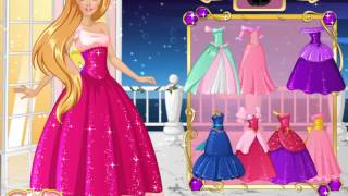 getlinkyoutube.com-Dress Up Games  Celebrities  Barbie  Princess Barbie Dress Up Game
