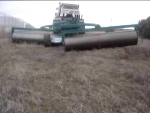 Rodillos / rulos desterronadores, arados, gradas, cultivadores. Maquinaría Agrícola Revilla