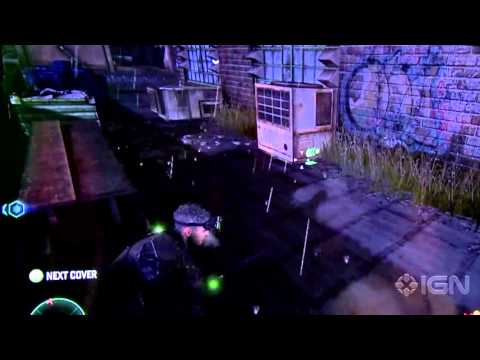 Splinter Cell: Blacklist - Gameplay Demo with Developer Commentary