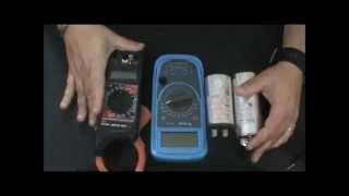 getlinkyoutube.com-Teste de Capacitores Ar Condicionado
