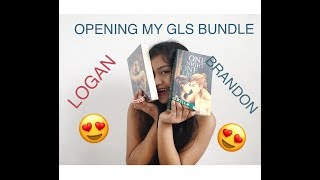 Opening my GLS bundle from Jonaxx