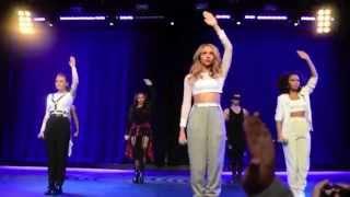 getlinkyoutube.com-[MIRRORED Dance] Salute (L*ttle M*x)