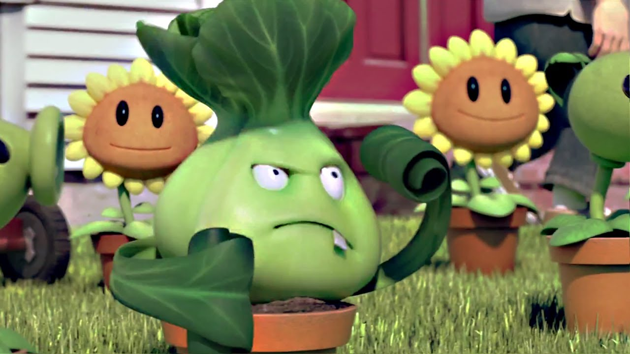 Plants vs. Zombies 2 is here!