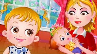 getlinkyoutube.com-Baby Hazel Game Movie - Baby Hazel Newborn Baby - Dora the Explorer