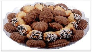 getlinkyoutube.com-طريقة عمل بتى فور - حلويات العيد