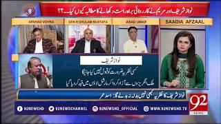 92 at 8 (Discussion on Bilawal Bhutto and Zardari Speech )- 04 April 2018 - 92NewsHDPlus