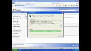getlinkyoutube.com-تحديث نظام التشغيل Windows XP