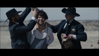 getlinkyoutube.com-Funny Hanging scene   The Ridiculous 6 2015