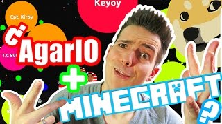 getlinkyoutube.com-AgarIO MINECRAFT