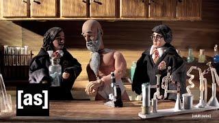 getlinkyoutube.com-Harry Potter and the Professor Who Broke Bad (Complete)   Robot Chicken   Adult Swim