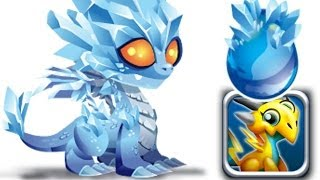 getlinkyoutube.com-How to Breed Glacial Dragon 100% Real! Dragon City Mobile!