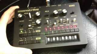 getlinkyoutube.com-Syncing the Korg Monotribe to Ableton Live