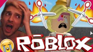 getlinkyoutube.com-WHAT DID YOU DO TO ME!?! ROBLOX SALON!