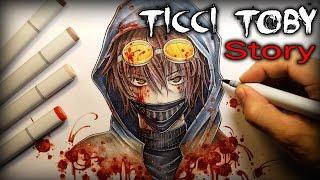 getlinkyoutube.com-Ticci Toby: STORY - Drawing + Creepypasta (Kastoway)