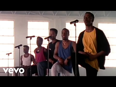 New Edition - If It Isn't Love
