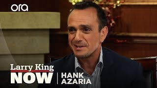 Apu, Chief Wiggum and Moe The Bartender: Hank Azaria goes through the voices that made him famous.