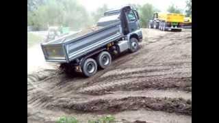 getlinkyoutube.com-Démo camions tout-terrain Mercedes,Man,Daf,Iveco,Fendt